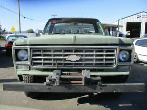 Manual Transmission 4 Speed 4wd Fits 73 84 Chevrolet 30 Pickup 14769534