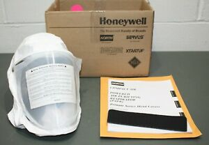 Honeywell North Respirator Hood Pa131 Primair Head Cover Tychem Compact Air