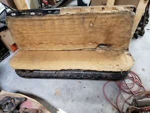 1953 To 1956 Ford Truck Bench Seat F100 F250 F350 F500 F600