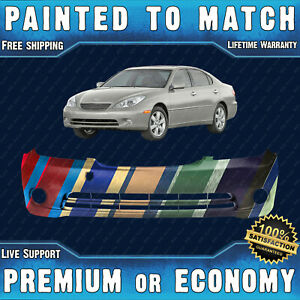New Painted To Match Front Bumper Replacement For 2005 2006 Lexus Es330 05 06