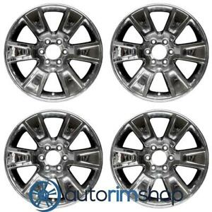 Ford F150 2009 2010 2011 2012 2013 2014 20 Oem Wheel Rim Set