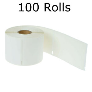 100 Rolls 300 Shipping Labels 30256 For Dymo Labelwriters Xl Xl 2 5 16 X 4