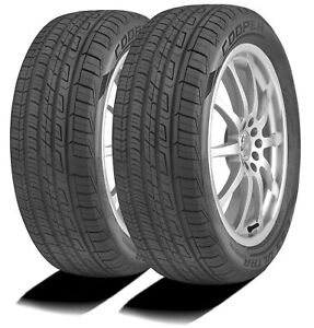 2 New Cooper Cs5 Ultra Touring 215 60r15 94h As All Season A s Tires