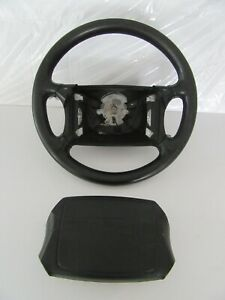Porsche 944 Steering Wheel With Air Bag 94434780450 Nice Used