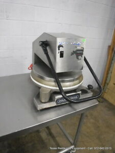 Somerset Doughpress Sdp 747d Countertop Pizza Dough Press 120 Volts