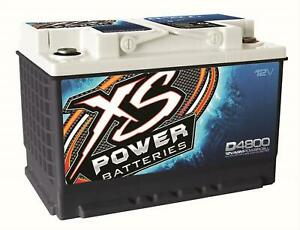 Xs Power Agm Battery D4800