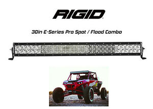 Rigid Industries 30in E series Pro Led Light Bar Flood Spot Combo Offroad