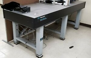 Newport Optical Table research Series Plus And breadboard Base 35 x83 x28