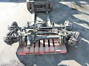 2015 Ford Super Duty F250 F350 4wd Front Rear Axle Set 3 73 Ratio