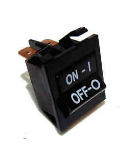 Paragon On off Power Switch For 4 6 8 Ounce Popcorn Machines