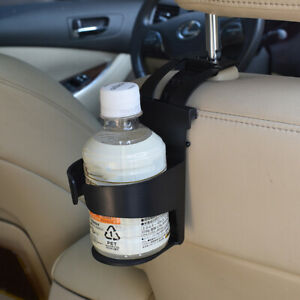 Universal Car Headrest Seat Back Organizer Cup Drink Holder Bottle Holder