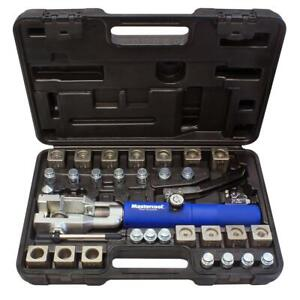 Universal Hydra Flaring Tool Set With Tube Cutter Mastercool Mas72475prc