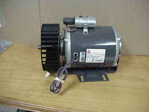 Us Motors 1 2 Hp A00054 001 208 230v Electric Squirrel Cage Motor Blower Fan