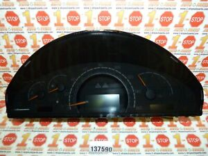 00 01 02 03 04 05 06 Mercedes Benz Cl500 Mph Instrument Cluster Speedometer Oem