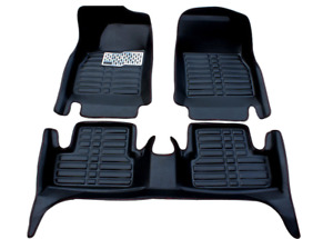 For 2015 2019 Ford Escape Car Floor Mats Front Rear Liner Waterproof Mat