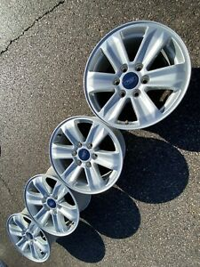17 Ford F150 Expedition Ranch Limited Xlt Oem Factory Stock Wheels Rims 6x135