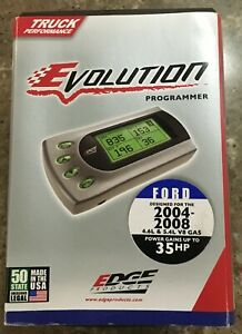 Edge Evolution Programmer 15051 04 08 F 150 Evo Ford 4 6l 5 4l V8