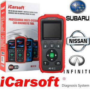 Latest Icarsoft Ns V1 0 For Nissan Subaru Infiniti Diagnostic Code Scanner Tool