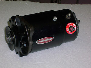 1956 1957 Chevy 8 Or 6 Cyl Generator Rebuilt1100326 Quality Restoration