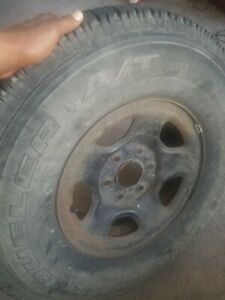 Goodgood Used Tire For Chevy gmc Truck
