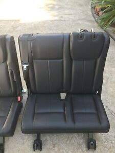2015 2016 2017 Ford Expedition 3rd Row Seats