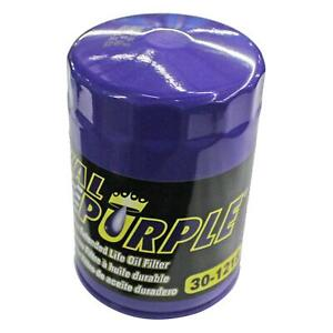 Royal Purple 30 1218 Oil Filter Extended Life Canister 13 16 16 Thread Each