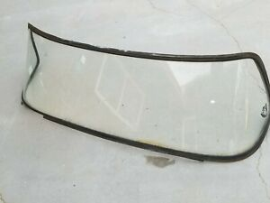 1955 1956 Ford Mercury 2 4 Dr Sedan Windshield Pick Up Only No Shipping