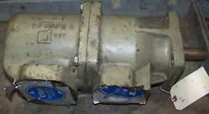 Imo 1 1 8 Shaft Hydraulic Rotary Pump Model C3encsx 187 268 Part 3253 268