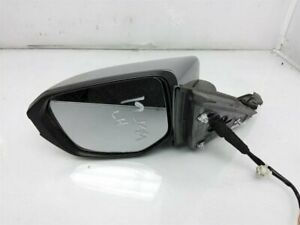 2004 2005 Acura Rsx Left Driver Side View Mirror Outside 76250 s6m c42zc Silver