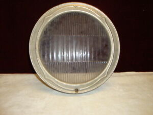 Vintage 1928 Buick Headlamp Lens Ring Good Condition