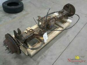 2005 Chevy Avalanche 1500 Rear Axle Assembly Lock