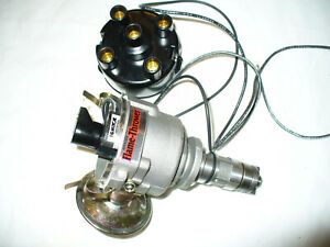 Pertronix Flamethrower Electronic Distributor Tr2 4a Mgb Mga Sprite midget