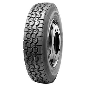 2 New Leao D955 225 70r19 5 Load G 14 Ply Drive Commercial Tires