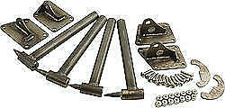 Chassis Engineering L w Door Hinge Kit 2 pc pair Pn C e4121