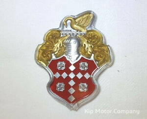 Packard Caribbean Front Grille Emblem New Reproduction 1953 56