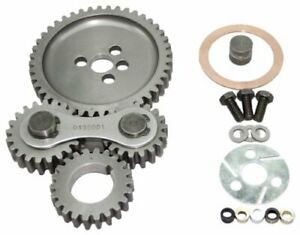Prw Industries 135001 Small Block Chevy Dual Idler Noisy Timing Gear Drive Kit
