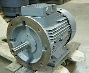 Lammers Iec Electric Motor 11kw 1750 Rpm 160m04 3 phase 460 Vac