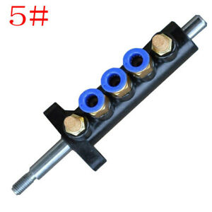 1x 5 Car Repair Valve Tyre Five Valve Cylinder Valve Machine Parts Accessories