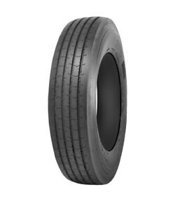 2 New Onyx All Steel Ntl323 St 235 80r16 Load G 14 Ply Trailer Tires