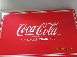 K-Line Coca Cola 0 Gauge Train Set K1907 New