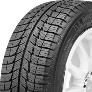 4 New Michelin X ice Xi3 165 55r15 75t Winter studless Tires