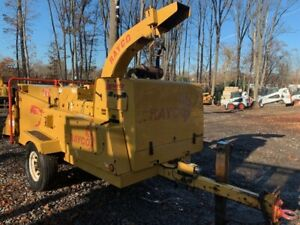 2007 Rayco Rc12 With Only 1110 Hours 3028