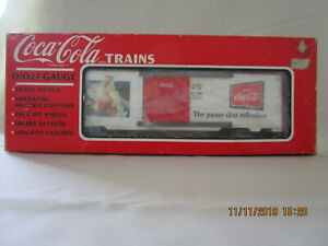 K-Line Coca Cola Christmas  Box Car  K-6447