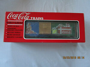 K-Line Coca Cola Christmas 1994 Box Car  K-644705