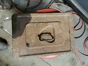 1953 To 1955 Ford Truck Battery Cover F100 F 250 F350