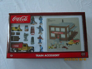 K-line Coca Cola Train Accessory Bottling Company K-40113