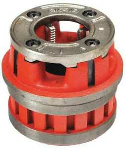 Ridgid 36880 Manual Threader Die Head npt 1 4in rh