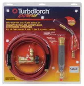 Turbotorch 0386 0834 Brazing And Soldering Kit Series Pl 8adlx mc