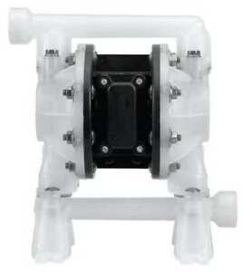 Aro Pd07p aps paa Double Diaphragm Pump Polypropylene Air Operated