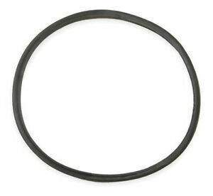 Zoro Select 1zlw6 Paint Tank Lid Gasket for Use With 4z748